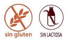 Sin gluten - sin lactosa