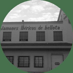 lugar en el que se elabora el jamon iberico de bellota